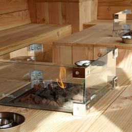 Sauna Virginia - Fotogalerij